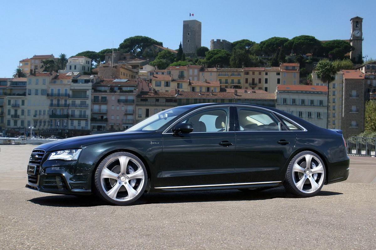 Audi A8 - Hofele