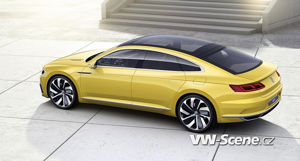 VW Sport Coupe Concept GTE 07