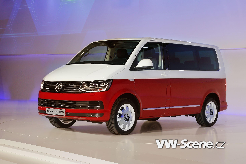 VW Transporter T6 09