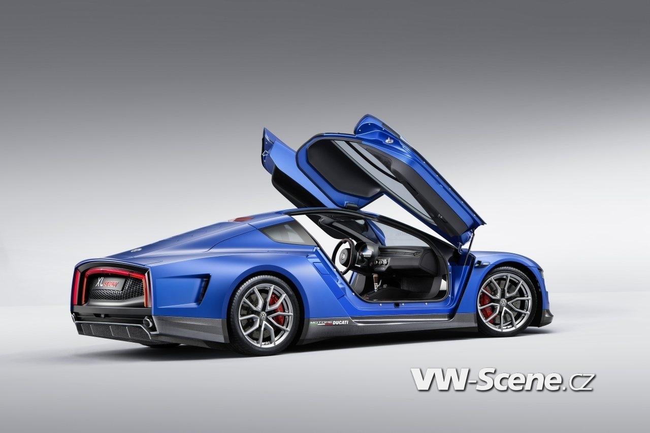Volkswagen Studie XL Sport