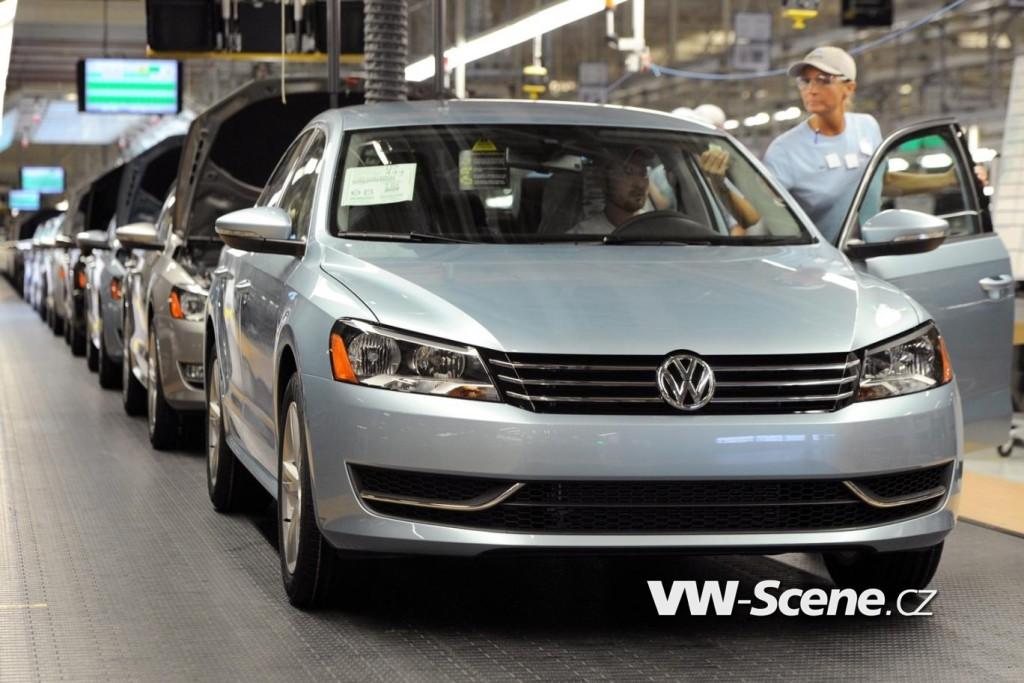 Volkswagen-production