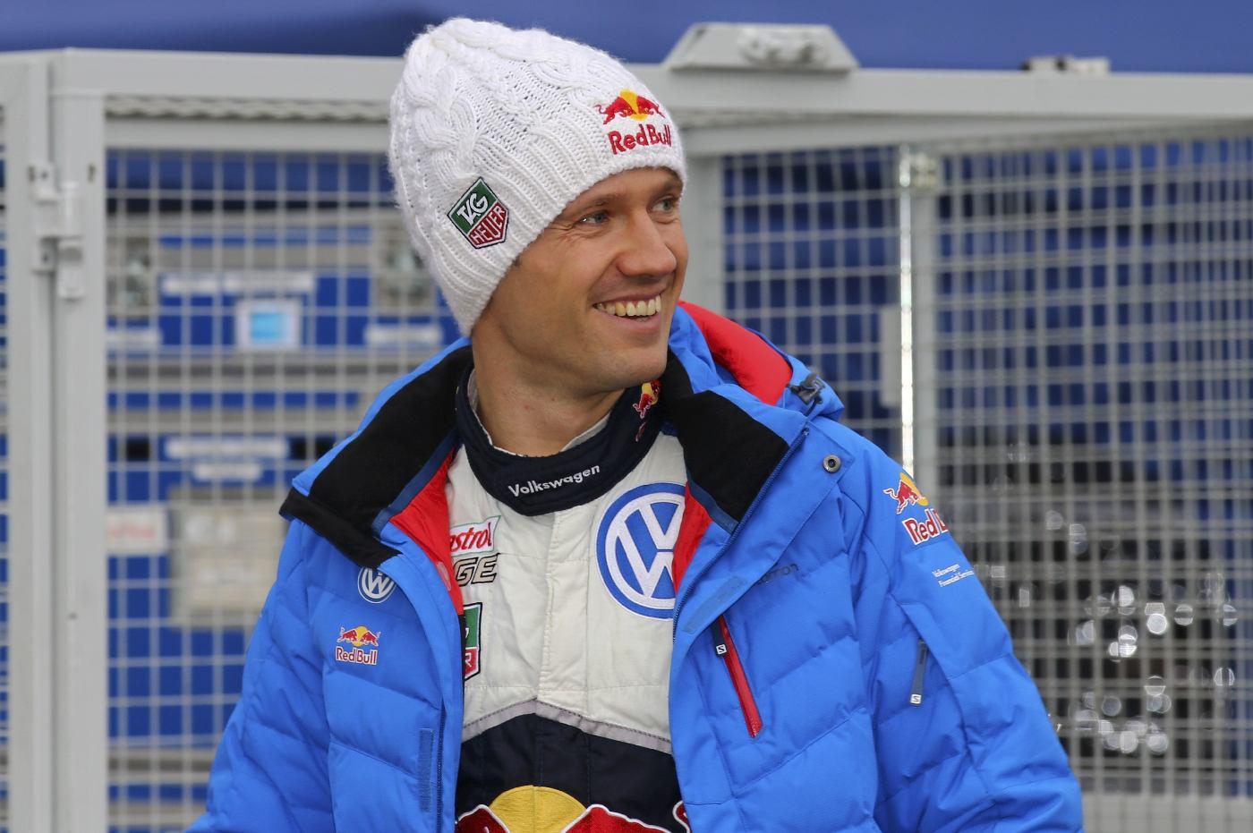 Sébastien Ogier (F) WRC Rally Test 2015