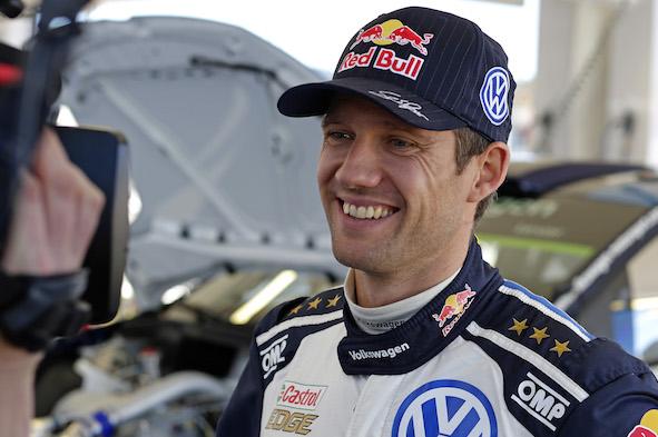 Sébastien Ogier (F) WRC Rally Argentina 2016